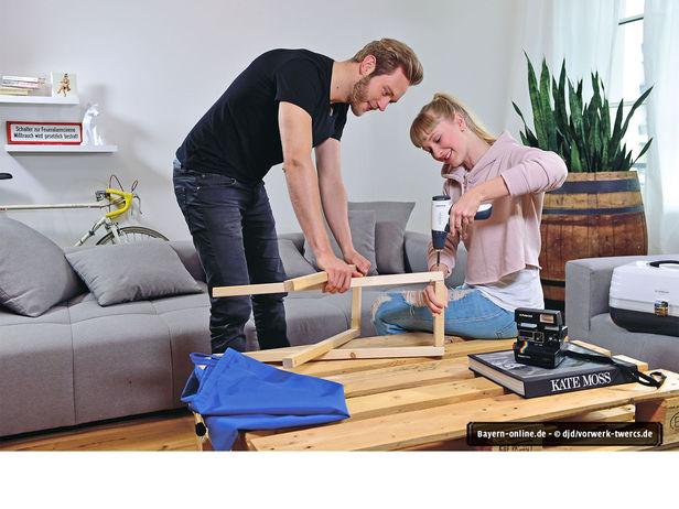 in der ersten wohnung m glichst viel selbst gestalten. Black Bedroom Furniture Sets. Home Design Ideas